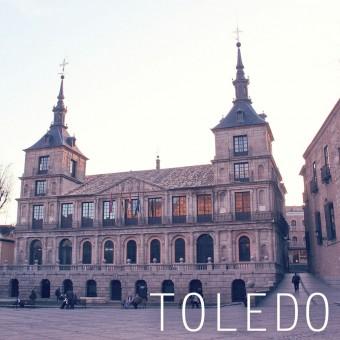 Mercadillo navideño en Toledo