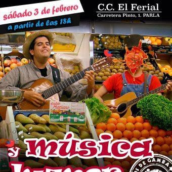 CC El Ferial. Parla